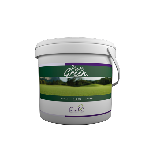 Pure Green 0-0-24